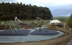 stormont play park